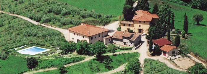 Vakantiehuis Italie